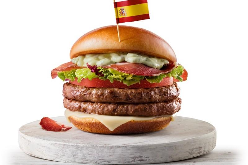 Mc Donalds   Sanduíches Campeões Espanha