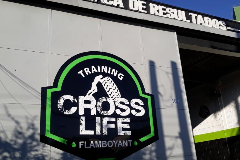 Cross Life Flamboyant | Projeto Reconecta Mãe Academia