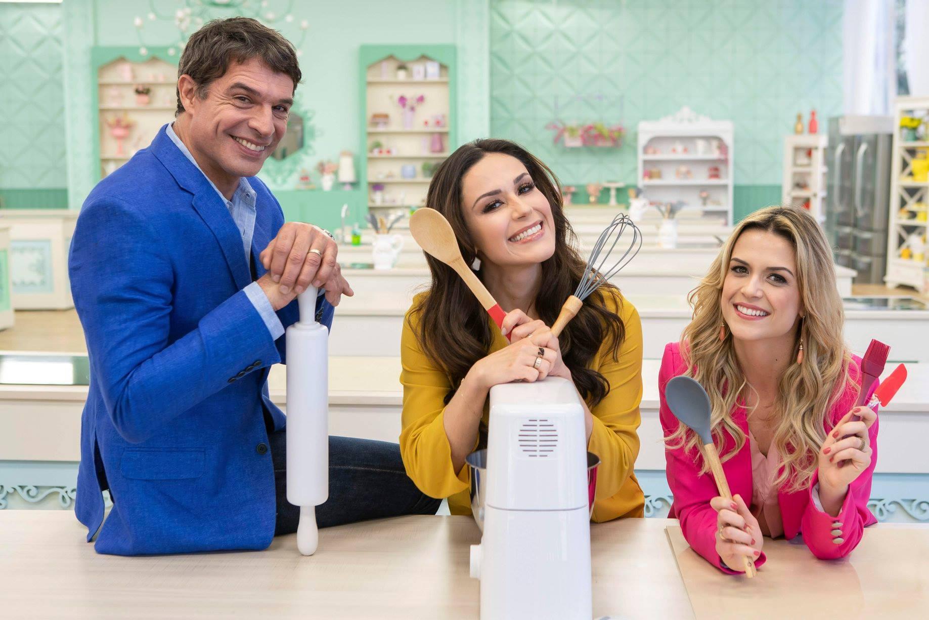 Bake Off Brasil | SBT Estréia 4ª Temporada