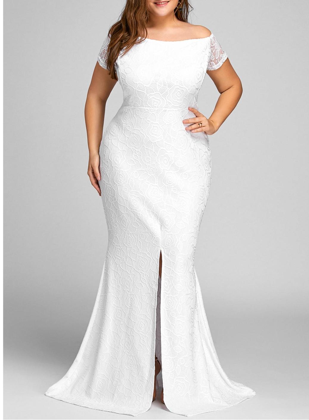 Loja Online Rosegal | Dicas De Vestidos Branco
