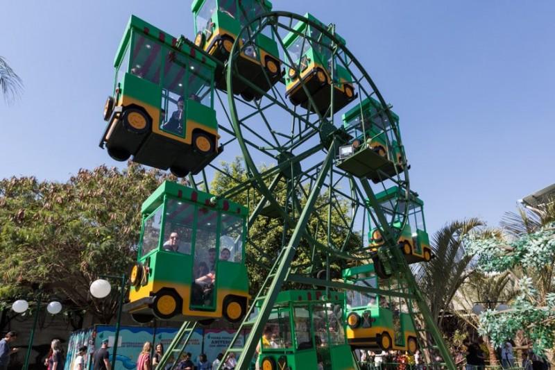 T-Rex Park | Inicia Comemoração Do Dia Dos Pais Lança Nova Atração -