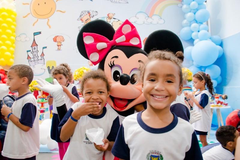 Dia das Crianças | Instituto Popular Humberto de Campos Minie