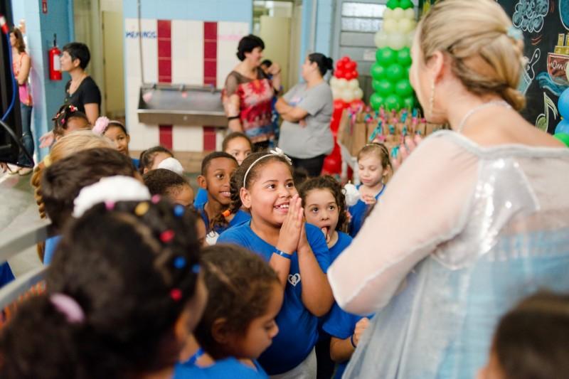 Dia das Crianças | Instituto Popular Humberto de Campos Princesa