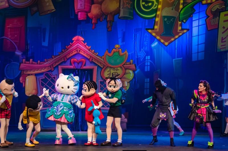 Teatro Infantil Em Campinas | Turma Da Mônica E Hello Kitty Conteúdo
