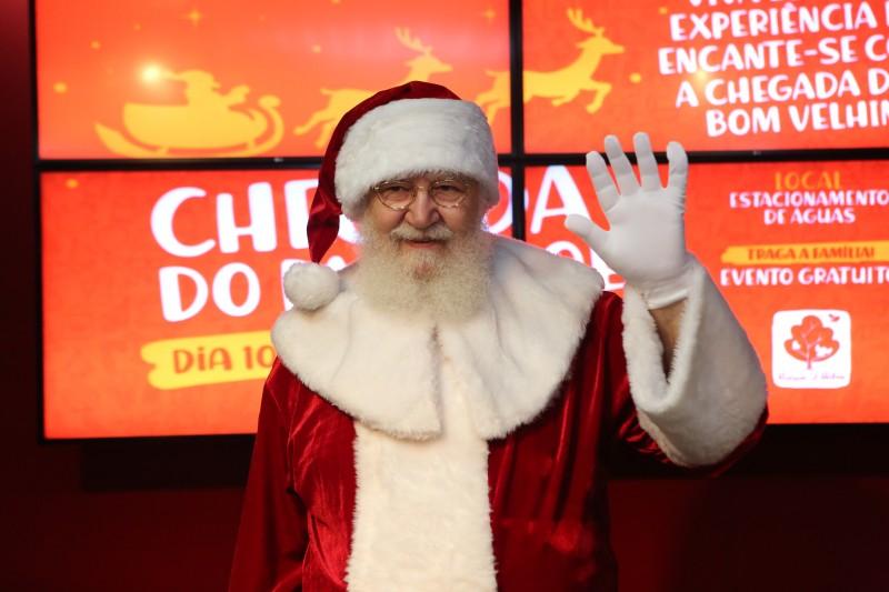 Parque D.Pedro Shopping | Traz Natal De Brincar Papai Noel