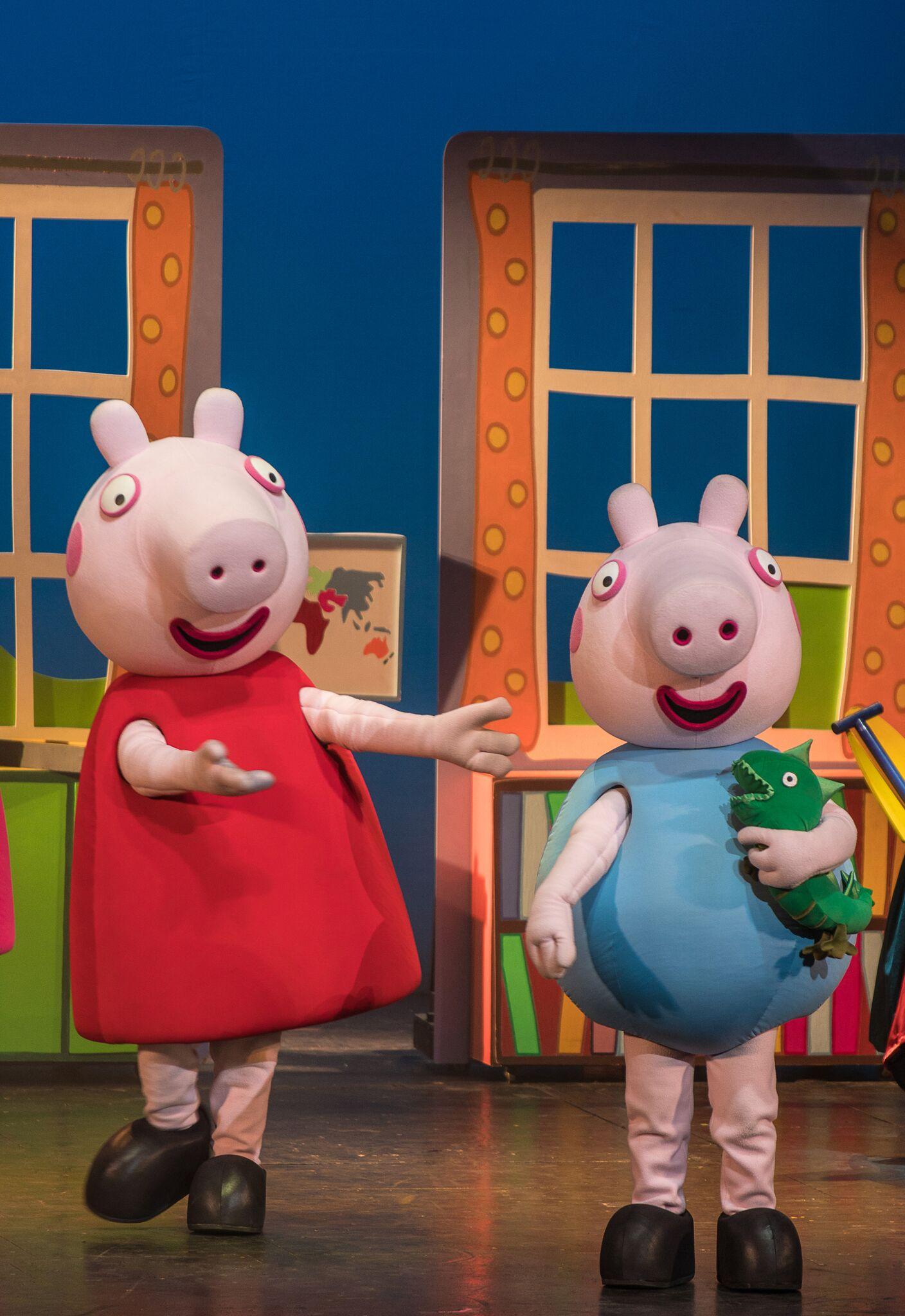 Atração infantil em Campinas   Peppa Pig