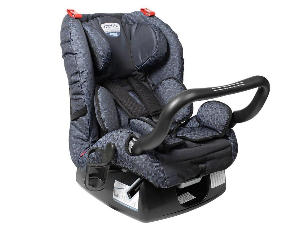 Segurança da Criança | Cadeira Burigotto Matrix Evolution -