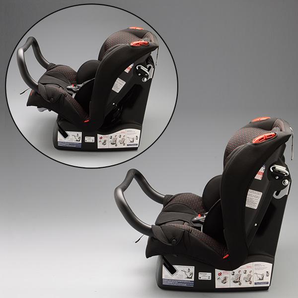 Segurança da Criança | Cadeira Burigotto Matrix Evolution Post