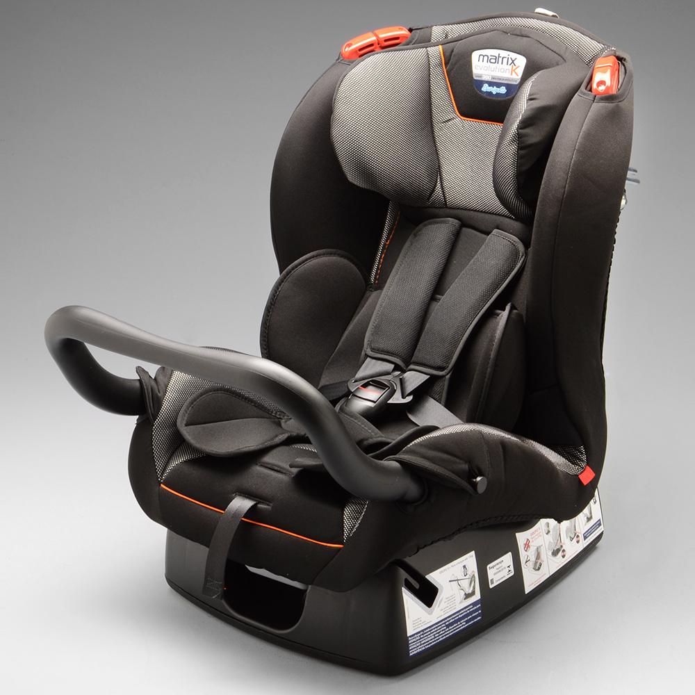 Segurança da Criança | Cadeira Burigotto Matrix Evolution