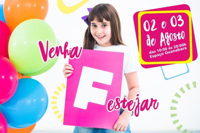 Acontece Em Campinas Festejar Expo Kids -