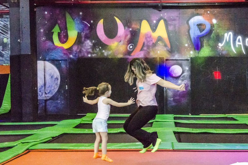 Black Week | Jump Mania Tem Ingresso a R$ 9,90 -