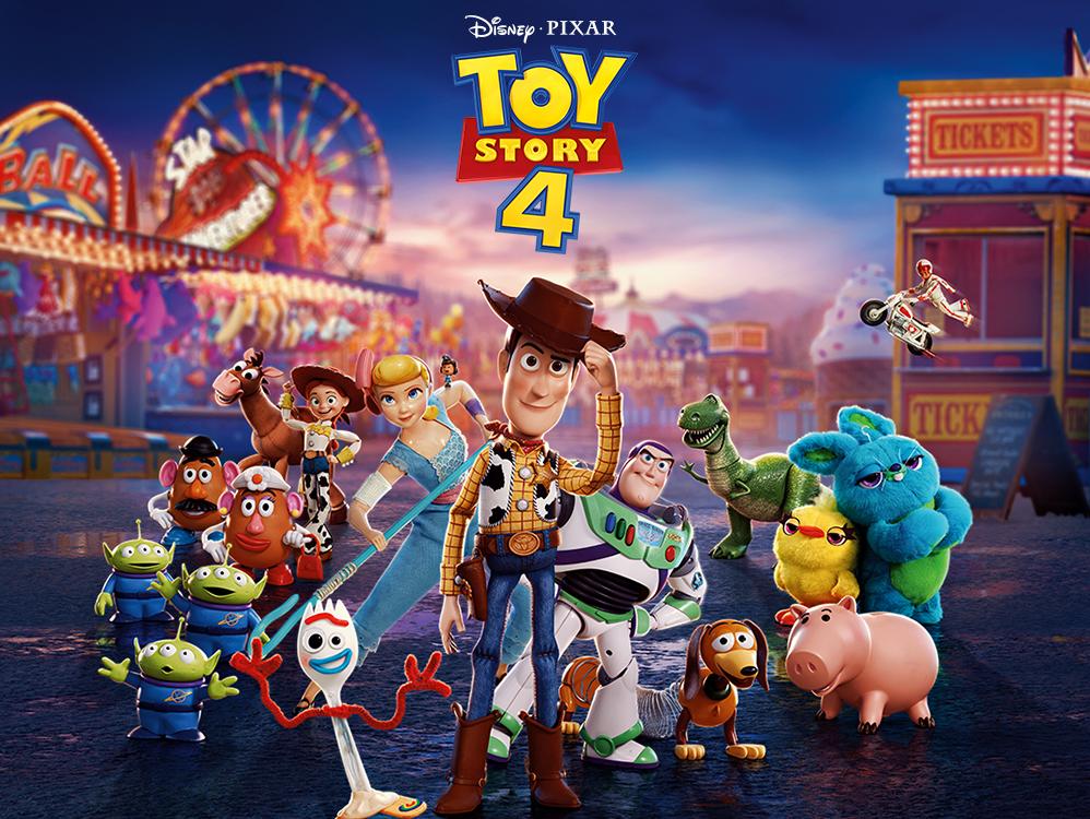 Fique Em Casa | 5 Filmes Para Assistir Na Quarentena Toy Story 4