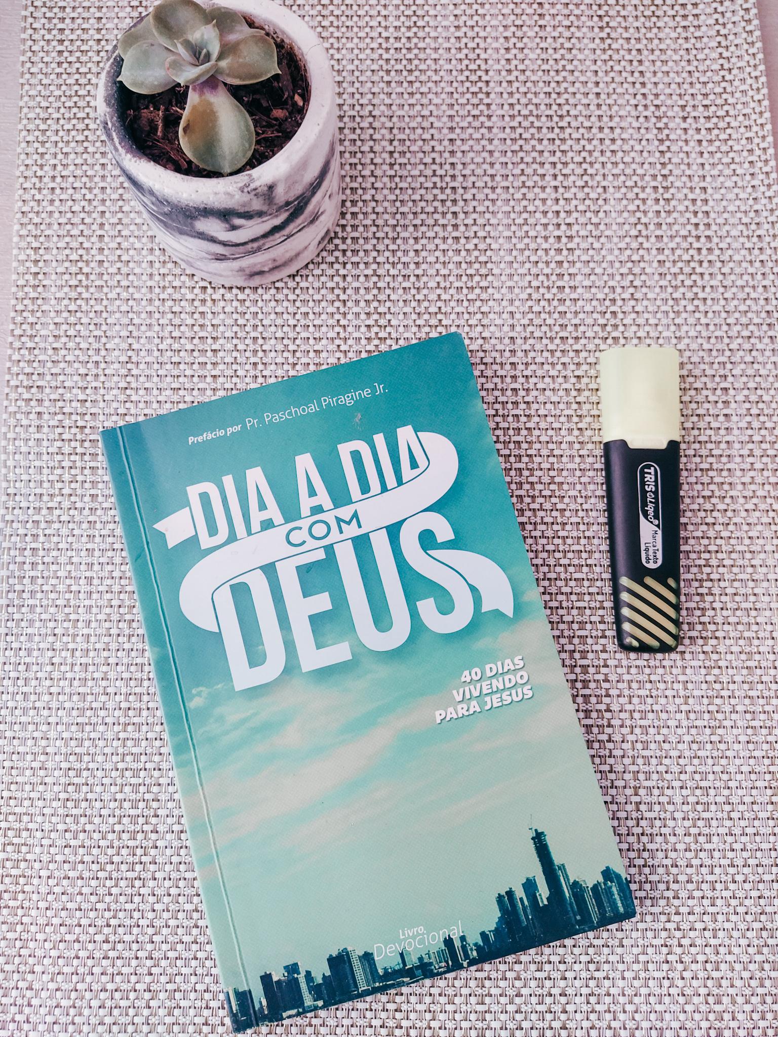 Vida Com Deus | Como Fazer Devocional Livro -