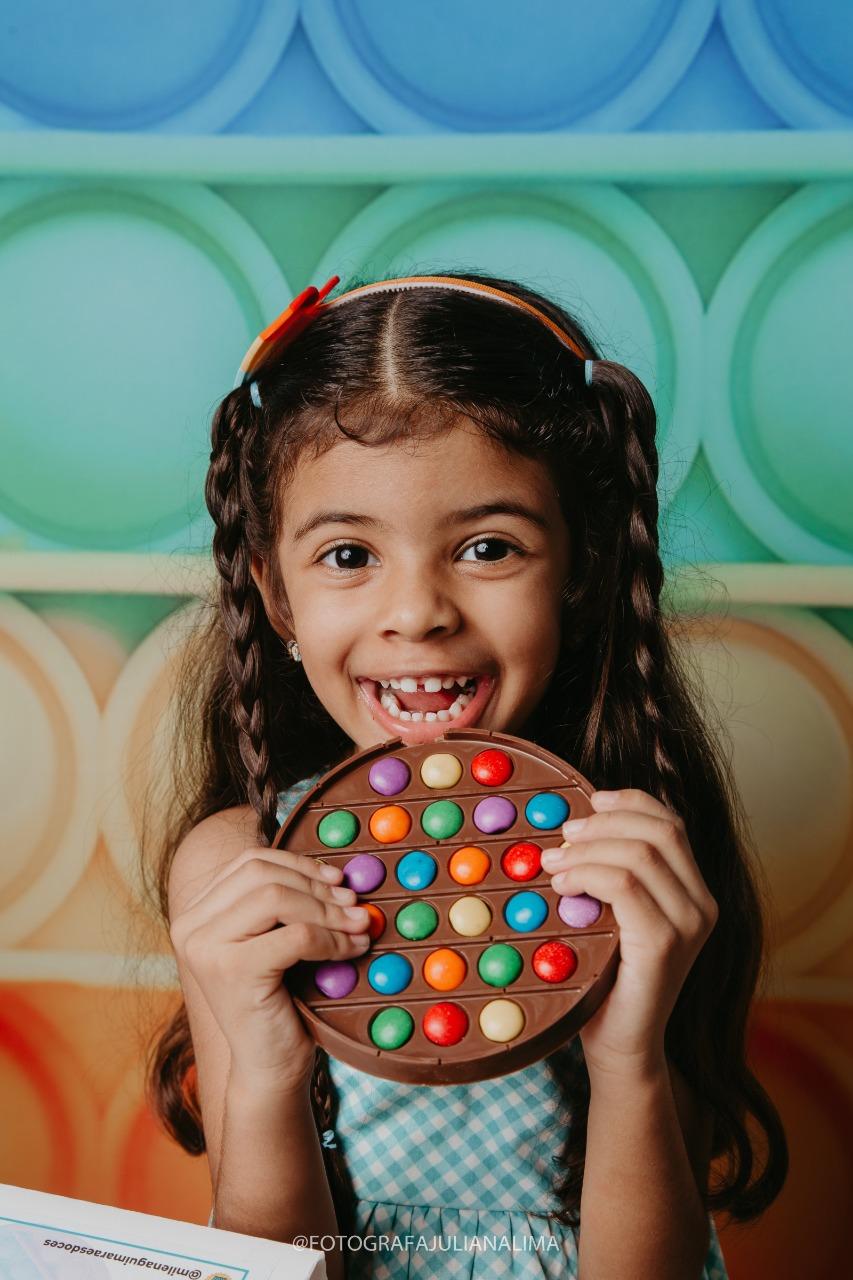 Dia das Crianças Pop -It   Estúdio Fotográfico Juliana Lima -