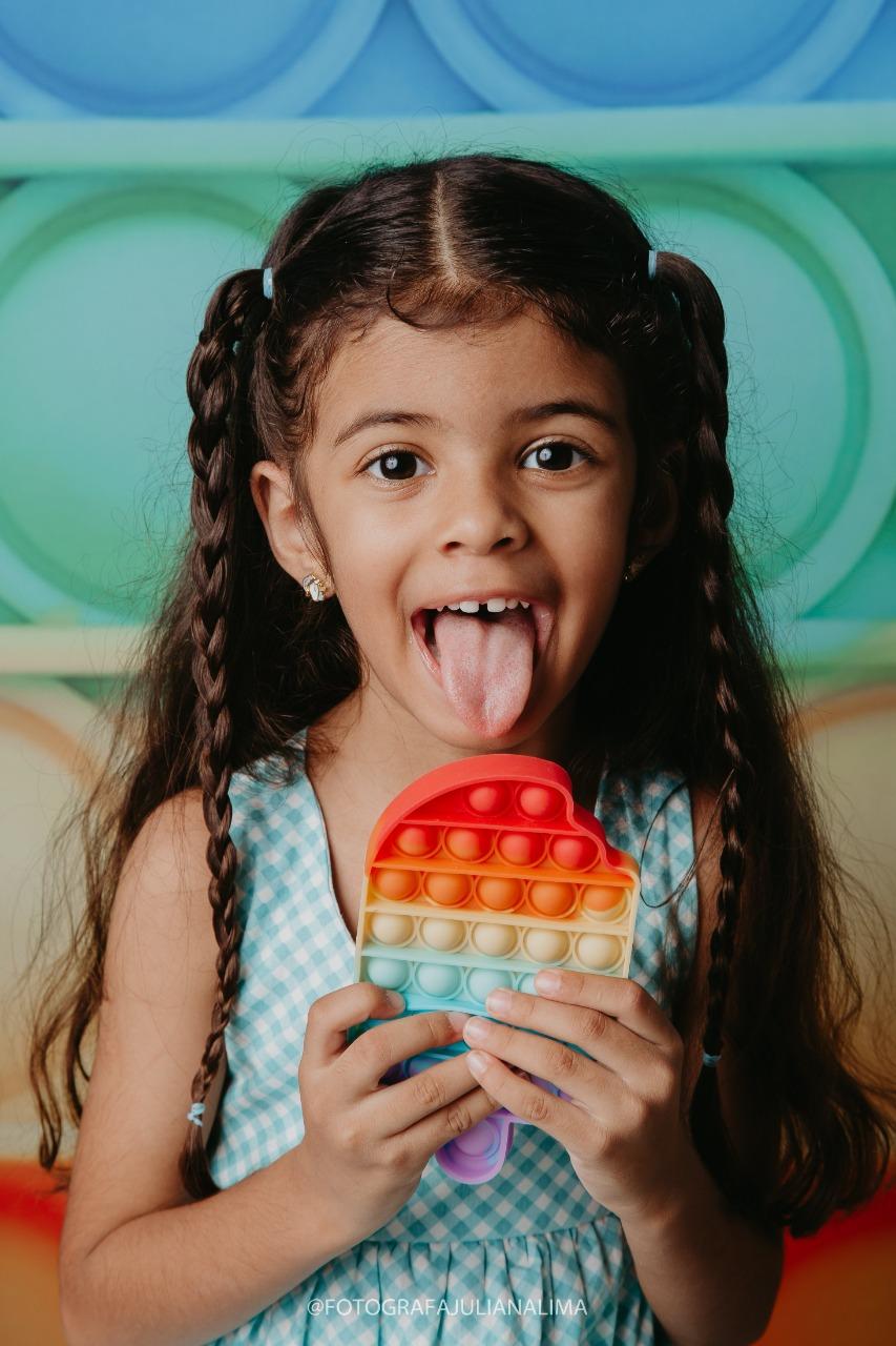 Dia das Crianças Pop It   Estúdio Fotográfico Juliana Lima
