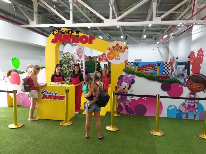 Atração Infantil Em Campinas | Disney Junior Vai Movimentar As Férias