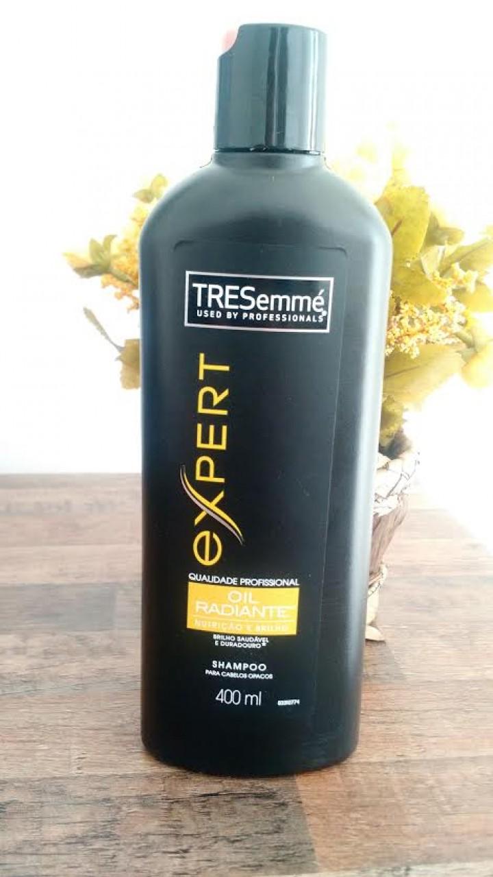 Cabelos Femininos | Shampoo Tresemmé Oil Radiante