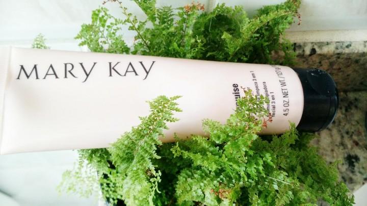 Cuidados Com O Rosto | Creme De Limpeza 3 Em 1 Timewise Mary Kay
