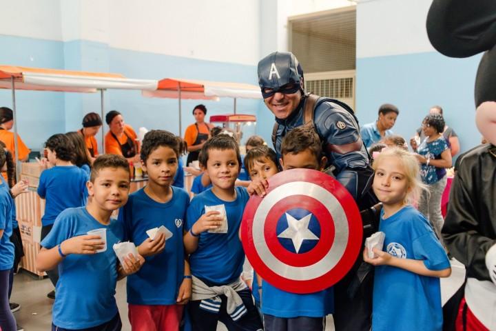 Dia das Crianças | Instituto Popular Humberto de Campos