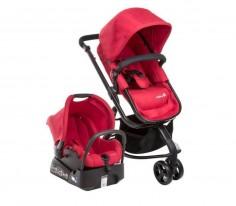 Dica De Mãe | Carrinho de Bebê Safety – ST Travel System Mobi