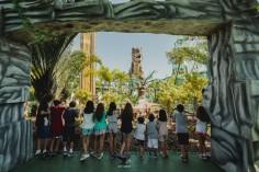 Em Campinas | T-Rex Reforça Lado Educativo Com Paleantólogo Oficinas e Visitas Guiadas