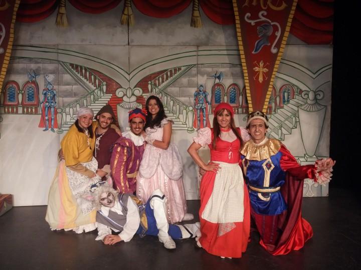 Em Campinas | Teatro Iguatemi A Peça O Gato De Botas