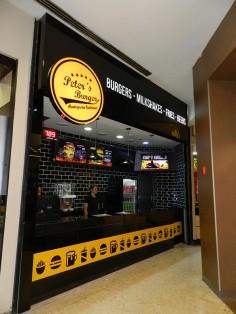 Hambúrguer Artesanais | Campinas Shopping Ganha Peter´s Burguer