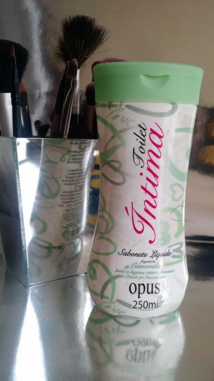 Higiene Feminina | Sabonete Íntimo Opus