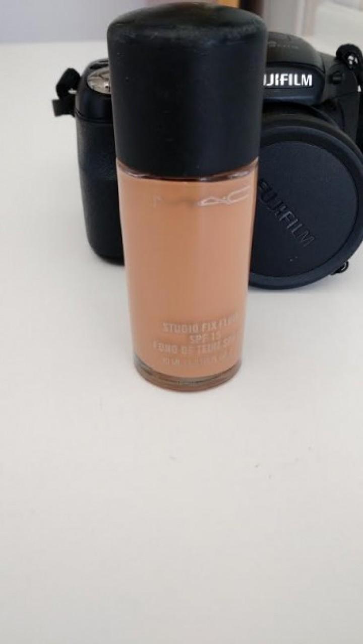 Maquiagem Feminina   Base Studio Fix Fluid Da Mac