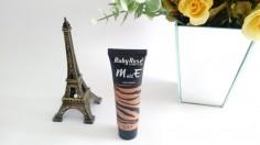 Resenha De Maquiagem | Base Ruby Rose