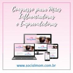 Social Mom Day | Começa as vendas do 1º Lote de Ingressos da edição 2017