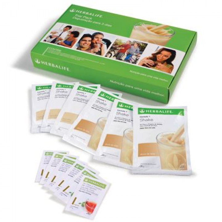 Vida Saudável | Trial Pack Herbalife